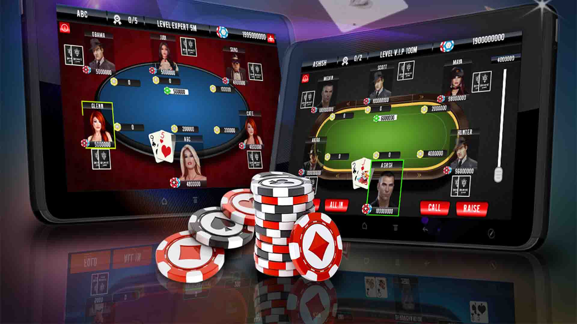 Truth and fiction about online poker