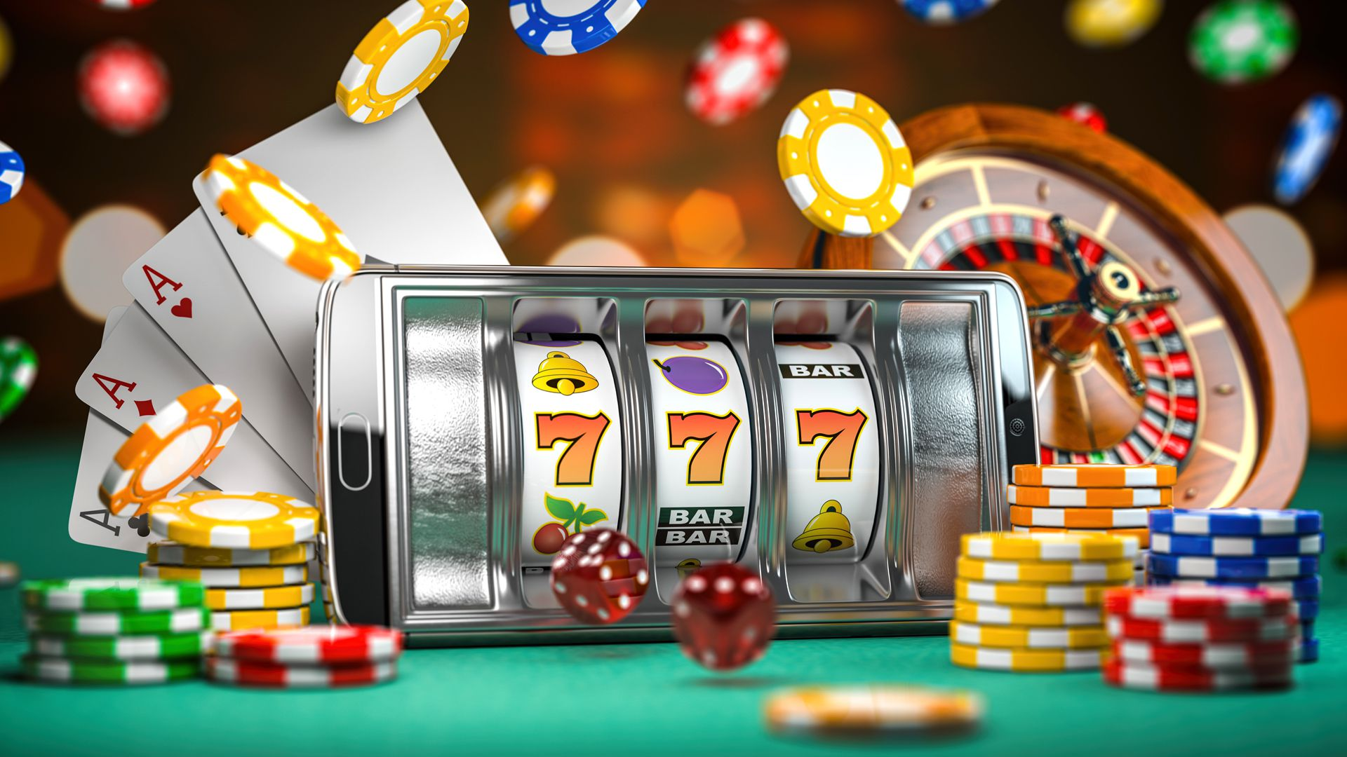 Online casino secrets - find your key to riches